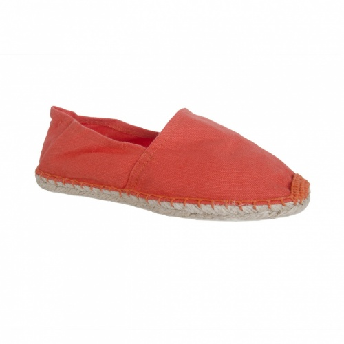 Espadrilles orange 43